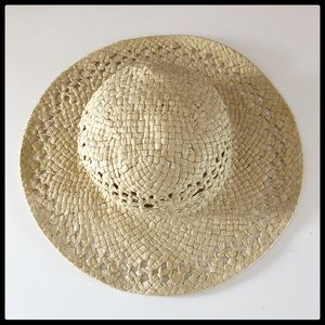 🆕 {Carter's} Floppy Straw Sun Hat